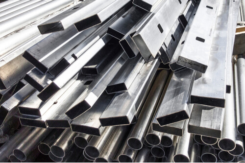 Paslanmaz Çelik Profiller